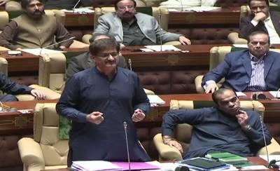 Sindh Chief Minister Murad Ali Shah tenders apology