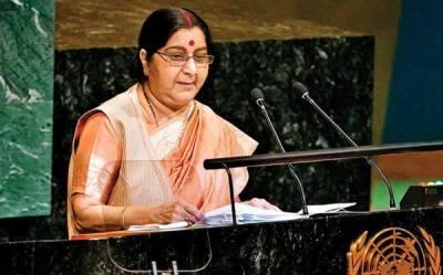 Sushma Swaraj's failed attempt at UN