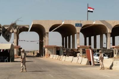 Syria reopens Nassib border crossing with Jordan