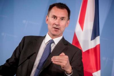 Britain warns Russia over its actions