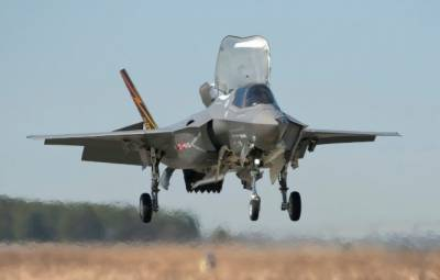 For the first time in history, US F35 fighter jets strike in Afghanistan