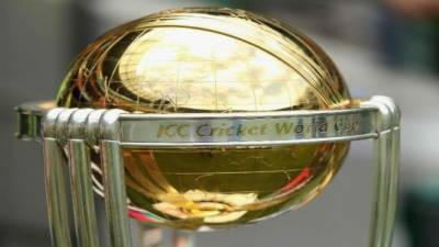 ICC Cricket World Cup 2019 trophy to reach Pakistan on Thursday