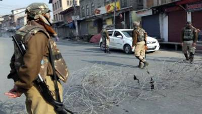 Indian soldier commits suicide in IOK