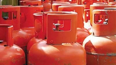 LPG prices raised in Pakistan