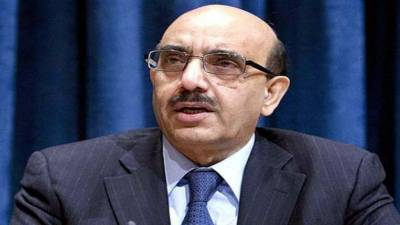 Masood condemns Indian firing on AJK PM's helicopter