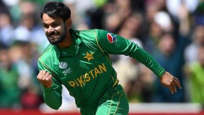 Mohammad Hafeez gets a good news from the PCB