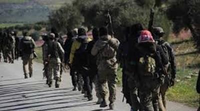 Rebels in north Syria begin withdrawing
