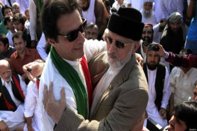 Stunning revelations surface behind 2014 Islamabad Dharna
