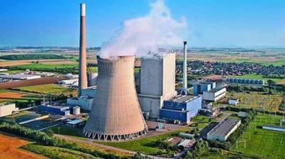 1320 MW CPHGC plant connected to national grid