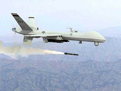 At least 21 suspected IS militants killed in Afghan drone strikes