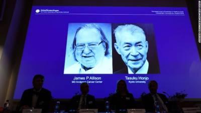 Cancer Researchers James P Allison and Tasuku Honjo win Nobel prize for medicine