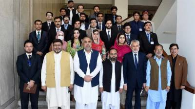 CPEC to equally benefit all provinces of country: Qaiser