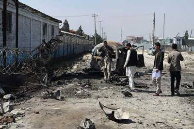 Deadly suicide blast in Afghanistan