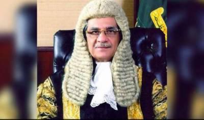 Diamer Bhasha Dam fund: CJP Justice Saqib Nisar makes yet another donation