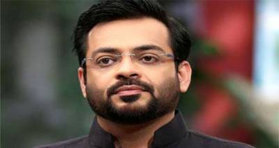 Dr Amir Liaqat Hussain hits out at Hamza Shahbaz Sharif