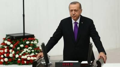 Erdogan vows to eliminate terrorist threat in Iraq's north