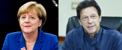 German Chancellor phones PM Imran Khan, expresses desire to work with Pakistan in diverse fields