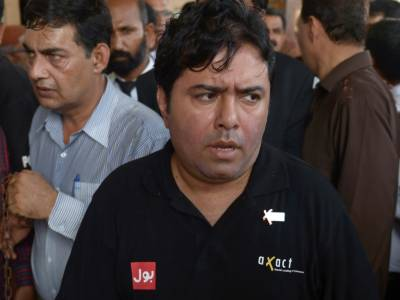 IHC serves notice to respondents on Shoaib Sheikh's appeal