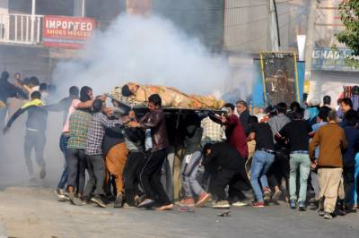 IOK rights body issues notices to SSP, DC on civilian killing