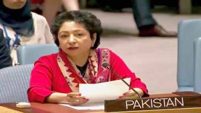 Pakistan always kept Kashmir issue alive at UN: Maleeha