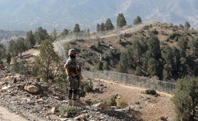Pakistan Army kills 7 terrorists on other side of Afghan border who attacked military check post