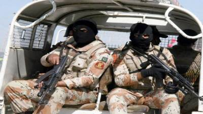 Rangers arrest 14 criminals in Karachi