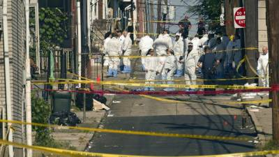 Three killed in rare US car blast