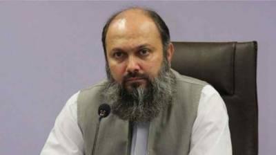 Balochistan gateway to country's progress: CM