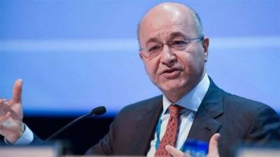 Barham Salih elected as new President of Iraq
