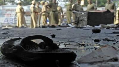 Bomb kills child, injures 9 in India's Kolkata