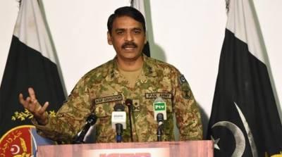 DG ISPR terms statement of Rana Mashhood as irresponsible