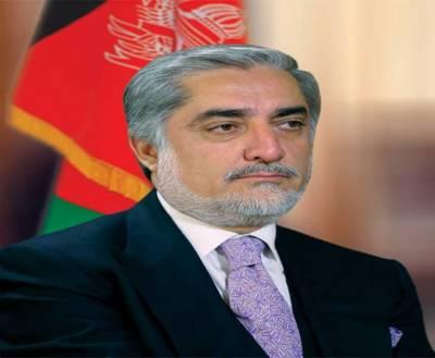 Dr. Abdullah left Kabul for Jakarta
