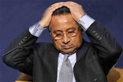 Former President Pervaiz Musharraf in hot waters