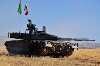 Iran's upgrades capacity for tank spare parts manufacturing: Cdr