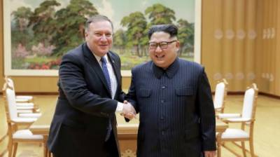 Pompeo to meet Kim Jong Un in N. Korea on Sunday: State Dept