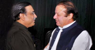 PPP - PMLN join hands against PTI