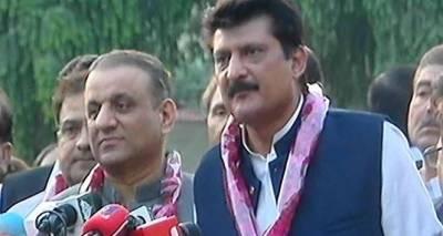 PTI Shahzad Waseem wins Senate seat from Punjab