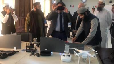 Turkish agency sets up robotics lab in Pakistan