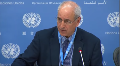 UN condemns massacre of 7 Palestinians by Israeli forces