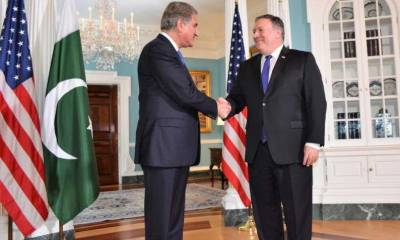 US lauds Pak's support for political reconciliation in Afghanistan
