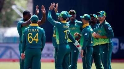2nd ODI: South Africa beat Zimbabwe
