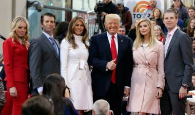 Donald Trump family tax fraud: White House official response reported