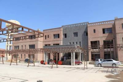 First ever Burn & Trauma Center set to start functioning in Peshawar