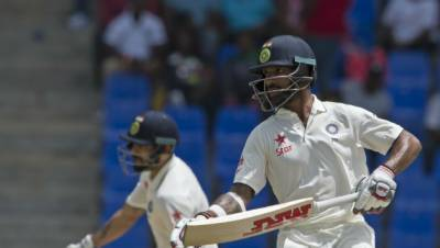 India bat first against West Indies in first Test