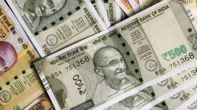 Indian rupee collapses to 73.77 against USD