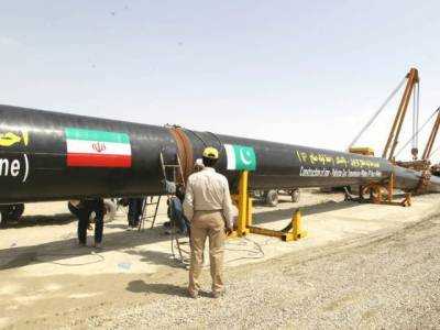 IP gas pipeline project , a way to connect people of Iran-Pakistan: Leader of House