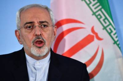 Iran's FM slams US as 'outlaw regime' over treaty withdrawal