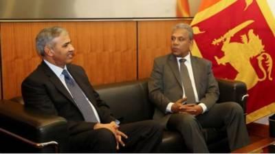 Pakistan Sri Lanka hold strategic defence dialogues