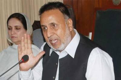 PTI Minister Mehmoodur Rashid vows to step down