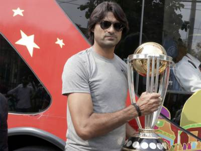World Cup trophy reaches Lahore